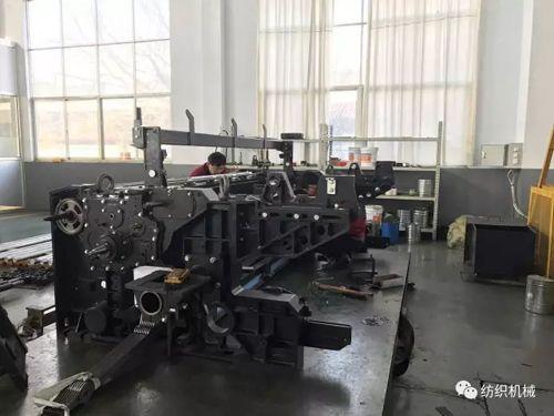 纺机协会继续深入各领域企业评估运行实况1.jpg