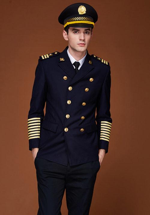 航空男士制服