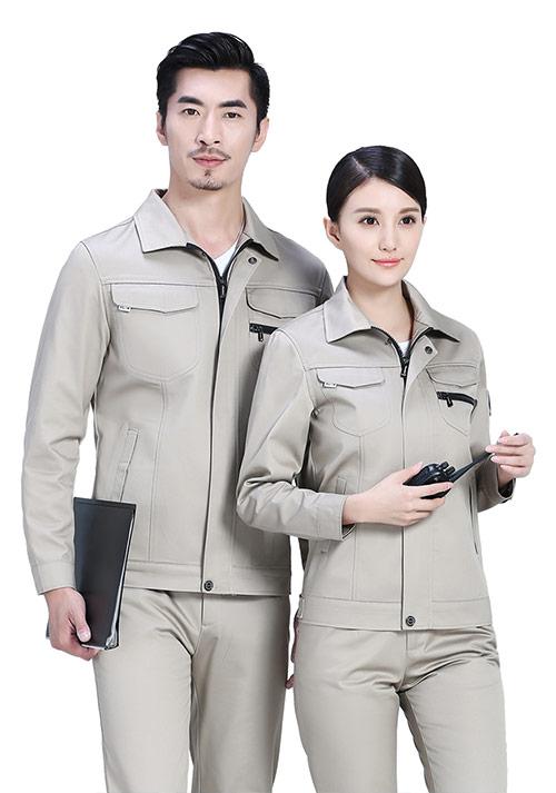 订做工作服上哪些部位容易损坏?