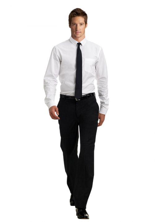 定制衬衫和领带怎么搭配?