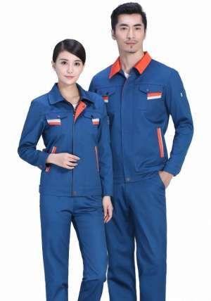 劳保工作服的款式有哪些?
