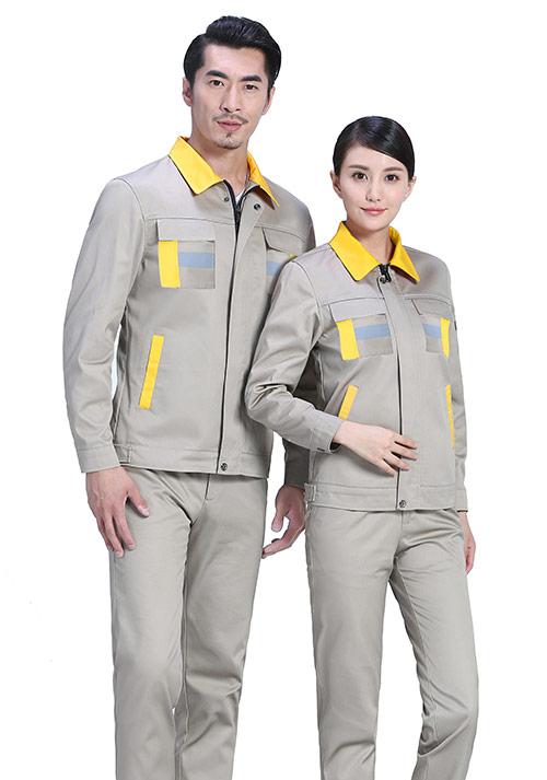 建筑行业工作服的设计生产有着独特的定做标准