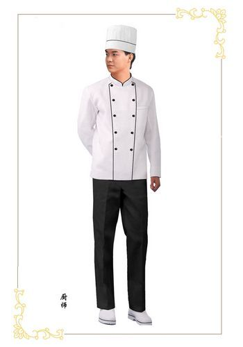 定制厨师服选什么面料?有什么清洗小窍门?