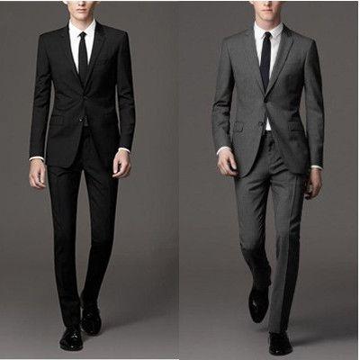 打破传统思维,西装也可以穿出新态度