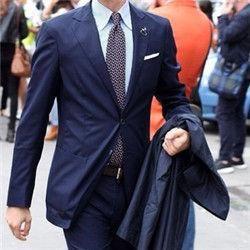 带你了解男士在不同场合该怎么穿着服装